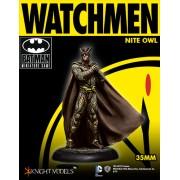 Batman - Watchmen : Nite Owl