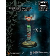 Batman - Joker's Gas Canister Objective Marker