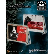 Batman - Arkham City Warning Signal