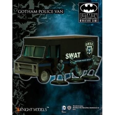 Batman - Gotham Police Van