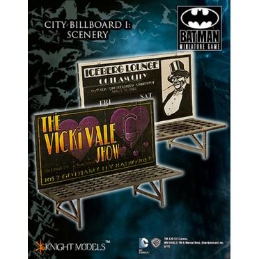 Batman - City Bill Board 1