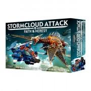 W40K - Stormcloud Attack : Faith & Heresy VF