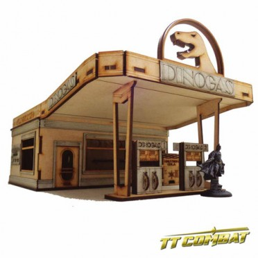 Dinogas Filling Station Deluxe