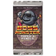 Boss Monster 2 : Paper and Pixels Foil Expansion