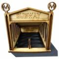 Subway Entrance 0