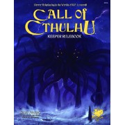 Call of Cthulhu 7th Edition : Keeper Rulebook
