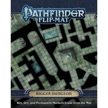 Pathfinder - Flip Mat : Bigger Dungeon