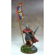 Saga - Bannière de Guerre Scots et Porteur