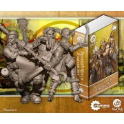 Guild Ball - Brewer Starter Set (Trapper, Hooper, Friday)