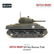 Bolt Action - Sherman Battle Ready Tank