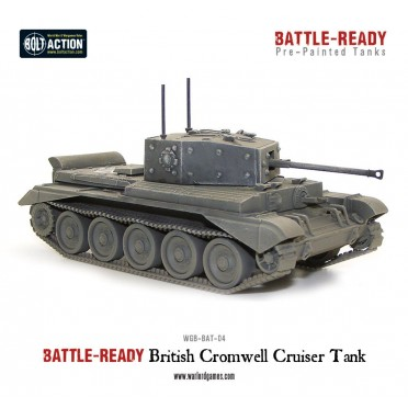 Bolt Action - Cromwell Battle Ready Tank