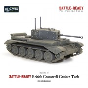 Bolt Action - Cromwell Battle Ready Tank