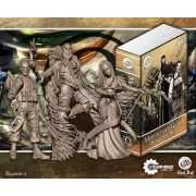 Guild Ball - Mortician Starter Set (Obulus, Casset, Graves)