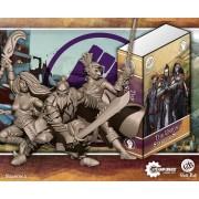 Guild Ball - Union Starter Set (Blackheart, Gutter & Decimate)