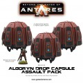 Beyond the Gates of Antares - Algoryn Drop Capsule Assault Pack 1