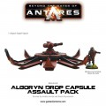 Beyond the Gates of Antares - Algoryn Drop Capsule Assault Pack 3
