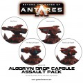 Beyond the Gates of Antares - Algoryn Drop Capsule Assault Pack 4