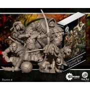 Guild Ball - Hunter Starter Set