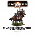 Antares - Ghar High Commander Karg 12-40-9 1