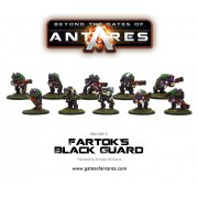 Antares - Outcast Rebel Black Guard