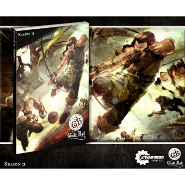 Guild Ball - Season 2 Rulebook