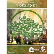 Guild Ball - Alchemist Token Set
