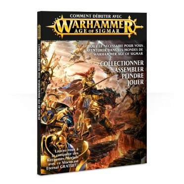 Age of Sigmar : Comment débuter avec Warhammer Age of Sigmar