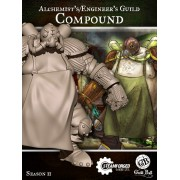 Guild Ball - Alchemist/Engineer Compound