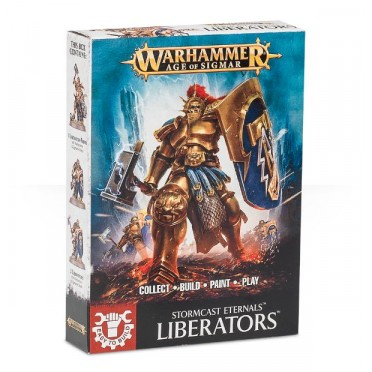 Age of Sigmar : Easy to Build - Liberators