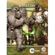 Guild Ball - Alchemist Katalyst