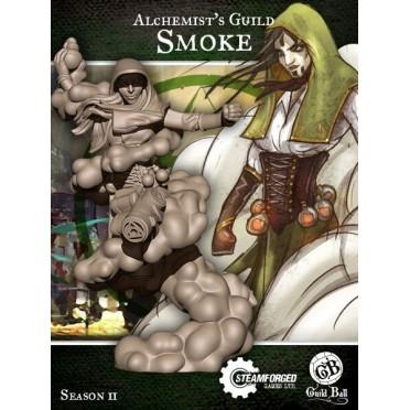 Guild Ball - Alchemist Smoke