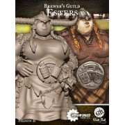 Guild Ball - Brewer Esters