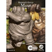 Guild Ball - Brewer Mash