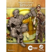 Guild Ball - Brewer Spigot