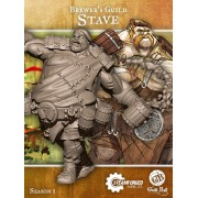 Guild Ball - Brewer Stave