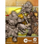Guild Ball - Brewer Stoker