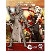 Guild Ball - Butcher Meathook