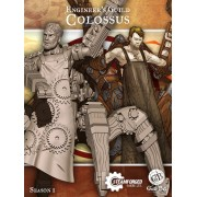 Guild Ball - Engineer colossus