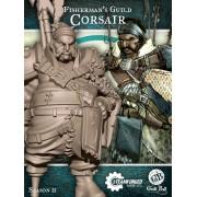Guild Ball - Fisherman Corsair