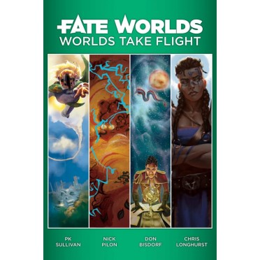 FATE Worlds - Worlds Take Flight