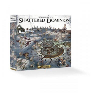 Age of Sigmar : Décors - Realm of Battle Shattered Dominion