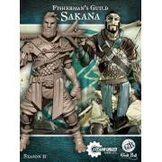 Guild Ball - Fisherman Sakana