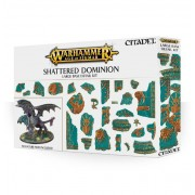 Citadel : Socles - Shattered Dominion Large Bases Detail