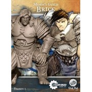 Guild Ball - Mason Brick