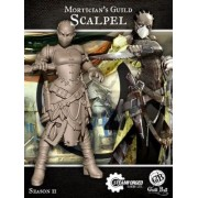 Guild Ball - Mortician Scalpel