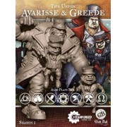 Guild Ball - The Union Avarisse & Greede