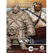 Guild Ball - The Union Fangtooth