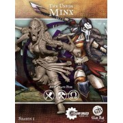 Guild Ball - The Union Minx