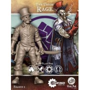 Guild Ball - The Union Rage