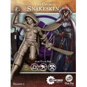 Guild Ball - The Union Snakeskin